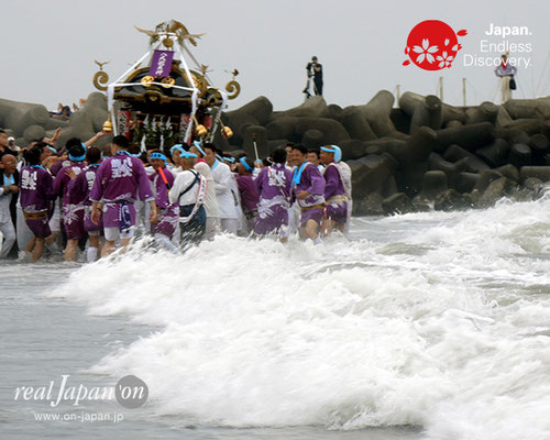 2017年度「浜降祭」中海岸 八大龍王神 2017年7月17日 HMO17_022