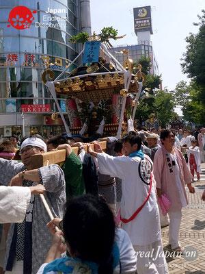 2018 第13回みこしコラボレーションinイセザキ「横濱 小糸睦會」_YH18_011