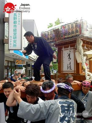 善光寺表参道夏祭り 2017年7月2日 ZKJ17_001