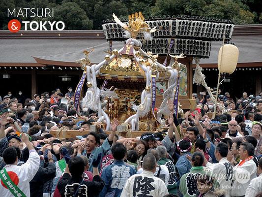 〈建国祭 2018.2.11〉會津祭好会 ©real Japan'on : kks18-035