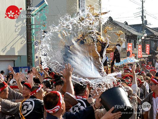 〈八重垣神社祇園祭〉神輿連合渡御:西本町区 @2018.08.05 YEGK18_032
