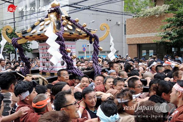 三之宮・本社神輿渡御〈浅草千和〉@2013.05.19