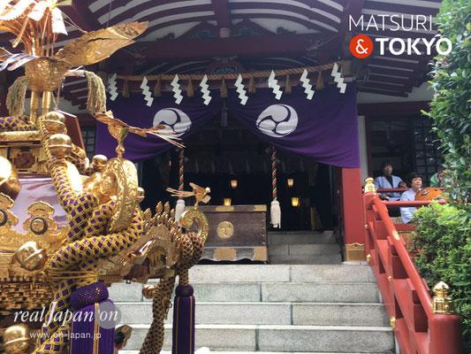 東大島神社御祭礼 2017年8月6日 hojm17_022