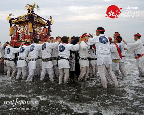 2017年度「浜降祭」宮山  寒川神社 2017年7月17日 HMO17_015