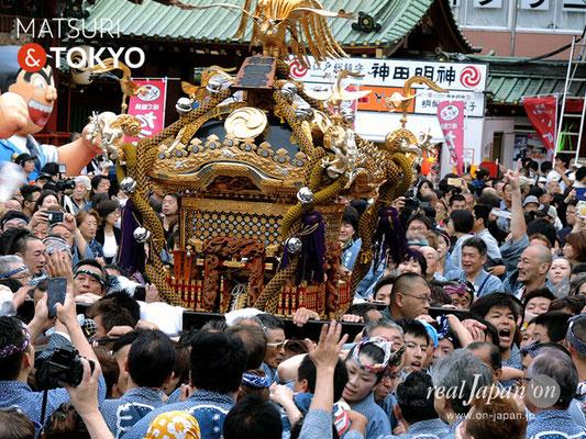 〈神田祭 2017.5.14〉神田和泉町町会 ©real Japan'on -knd17-033