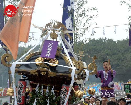2017年度「浜降祭」中海岸 八大龍王神 2017年7月17日 HMO17_030