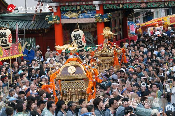 〈神田祭〉 @2009.05.10