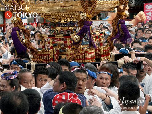 〈神田祭 2017.5.14〉神田須田町二丁目町会 ©real Japan'on -knd17-029