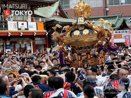 〈神田祭 2017.5.14〉神田須田町二丁目町会 ©real Japan'on -knd17-028