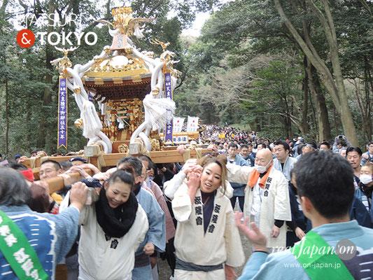 〈建国祭 2019.2.11〉萬歳會四の会 ©real Japan'on : kks19-030
