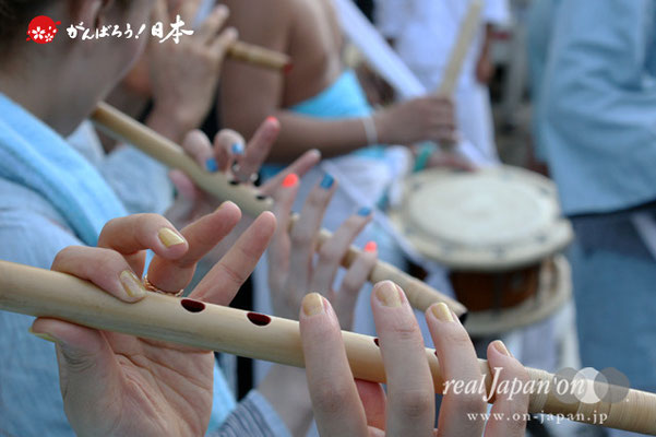 〈八重垣神社祇園祭〉下出羽区 @2012.08.04