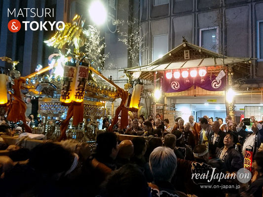 〈神田祭 2017.5.14〉鍛冶町一丁目町会 ©real Japan'on -knd17-051
