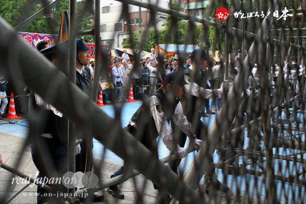 〈三社祭〉一般宮出し渡御 @2012.05.20