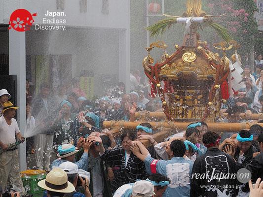 〈八重垣神社祇園祭〉下出羽町区 @2017.08.05 YEGK17_040
