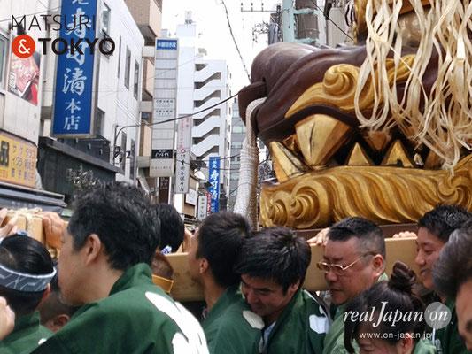 つきじ獅子祭 2017年6月11日【築四町会】TKJSS17_013