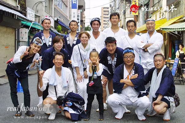 宮元さん:祭の魅力は、ストレス発散。祭は、男のロマン!日本の心!