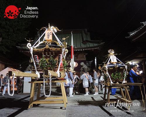 2017年度「浜降祭」柳島 八幡宮 2017年7月17日 HMO17_001