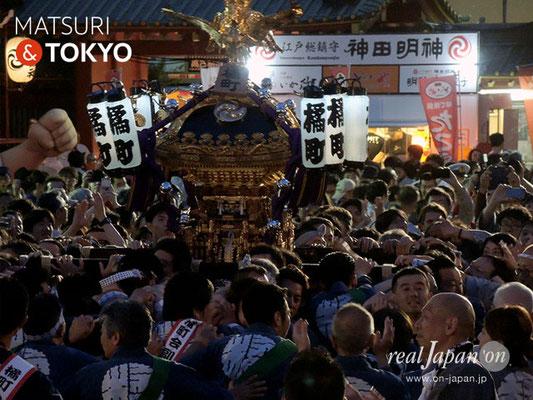 〈神田祭 2017.5.14〉東日本橋三丁目橘町会 ©real Japan'on -knd17-049