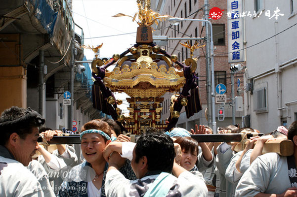 湯島天満宮例大祭〈妻恋会〉@2012.05.27
