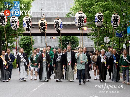 〈神田祭 2017.5.14〉秋葉原東部地区連合 ©real Japan'on -knd17-012