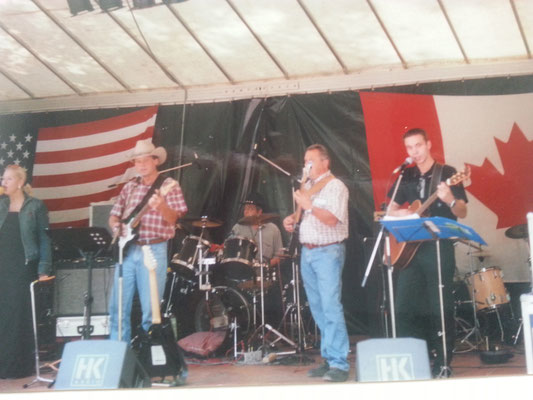 16.Country-Music-Festival 22.07.2001 bei den Copper-City-Pioneers, Stolberg
