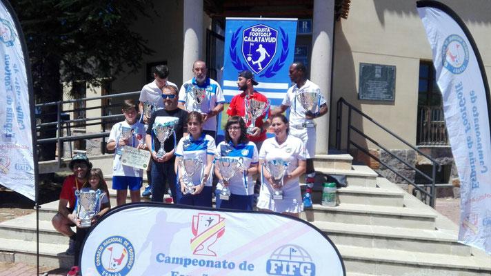 Campeonato de España calatayud