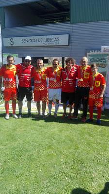 Campeones de España por equipos 2017