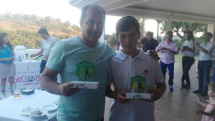 Campeonato de Andalucia 2018 alhaurin golf