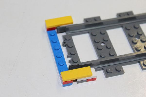 Adapter für 9-Volt-PF-Schiene auf 12-Volt-Schiene