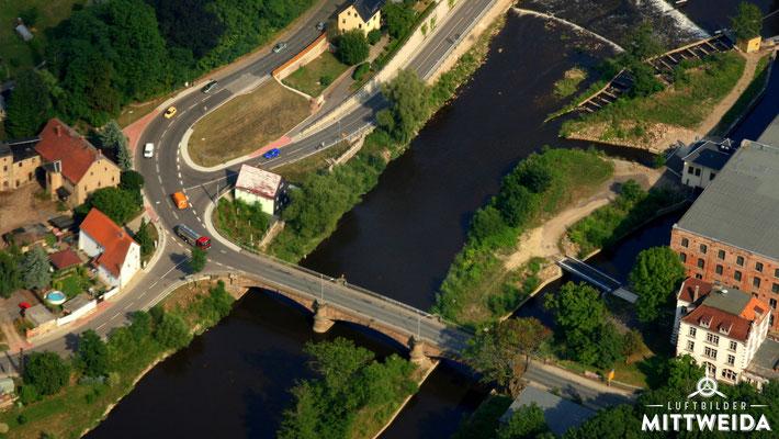 Brücke über die Zschopau bei Neudörfchen