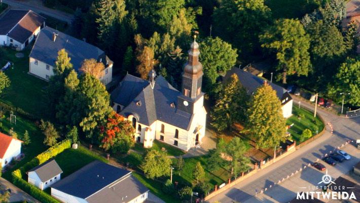 Kirche Altmittweida