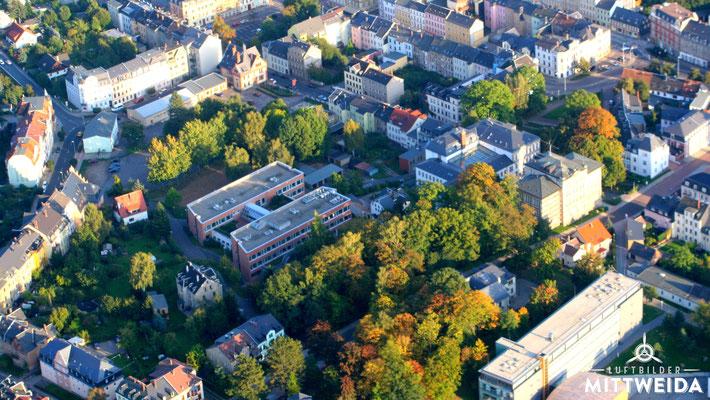 Haus 5 der Hochschule