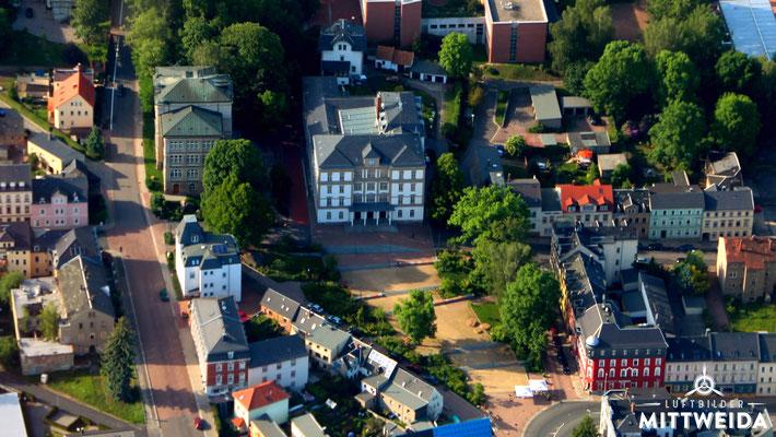 Haus 1 der Hochschule