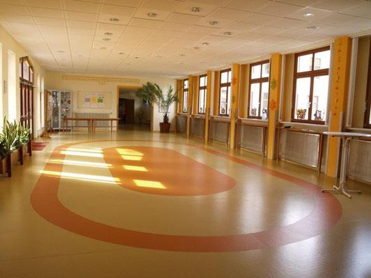 Aula Hauptschule Edlitz