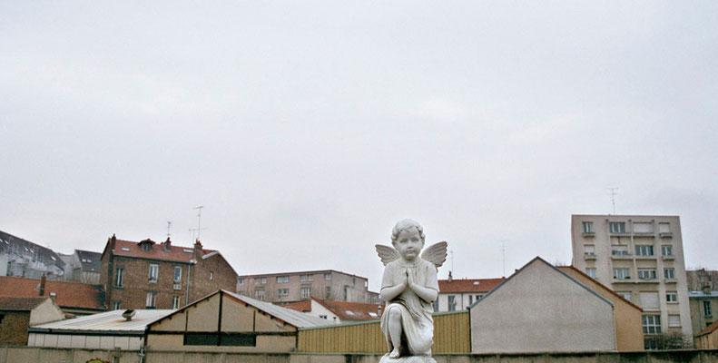 Cimetière de Saint-Denis, Seine Saint-Denis, 2005