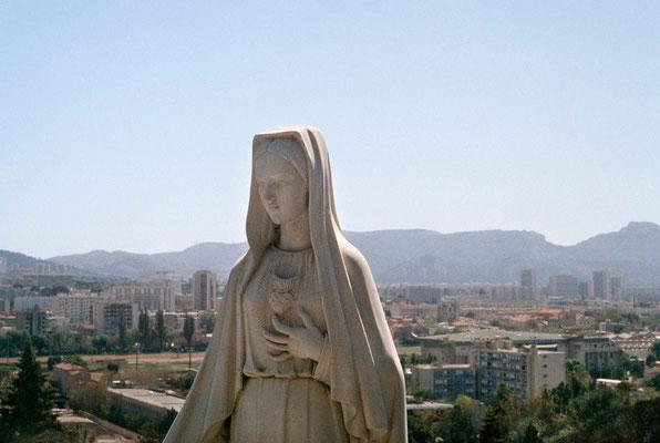 Cimetière Saint-Pierre, Marseille, 2006