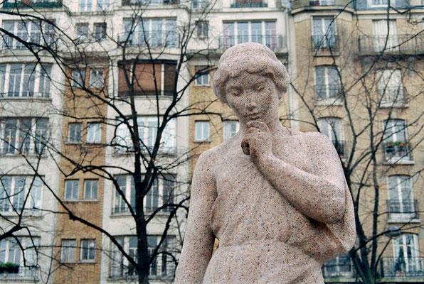 Cimetière Montparnasse, Paris, 2005