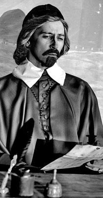 Kardinal Richelieu (Holger Schlosser) | Foto: M. Niethammer