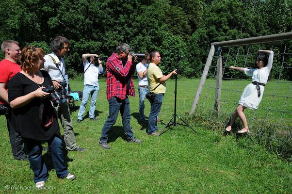 Workshop People & Portrait