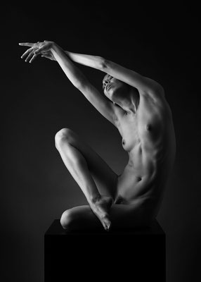 Fine Art Nude Workshop Graz - Photo: Michael Schnabl