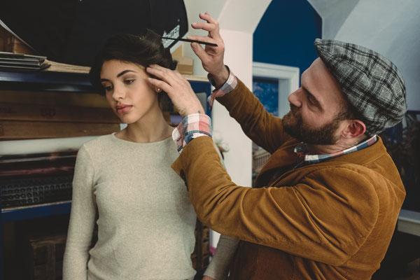 Fine Art Portrait Workshop Villach - Michael Schnabl zu Gast bei Simone Attisani