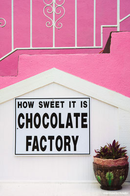 Chocolate Factory by Michael Schnabl