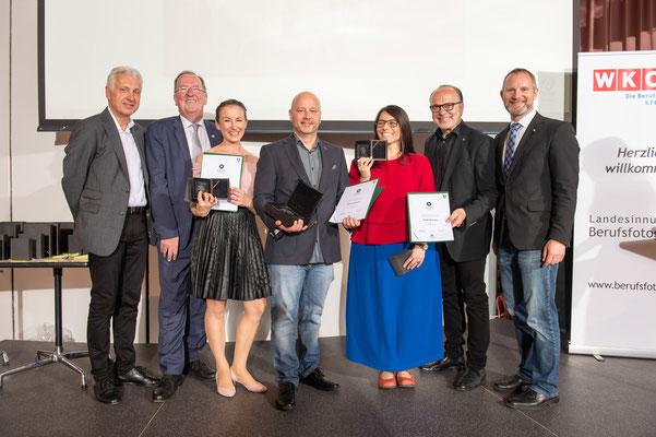 Landesaward der steirischen Berufsfotografen 2019 - Foto: Foto Fischer