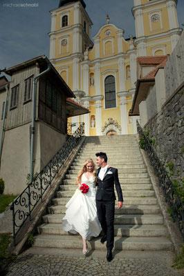 Hochzeits-Fotografie-Workshop in Graz Mariatrost