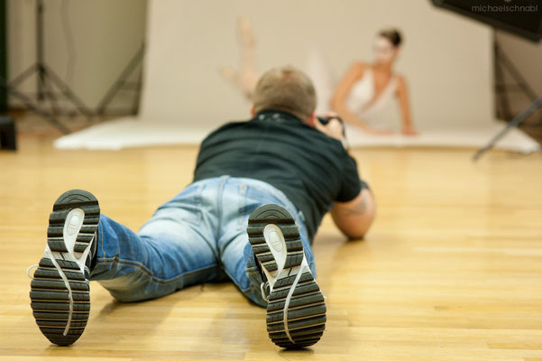 Ballett-Fotoworkshop in Graz