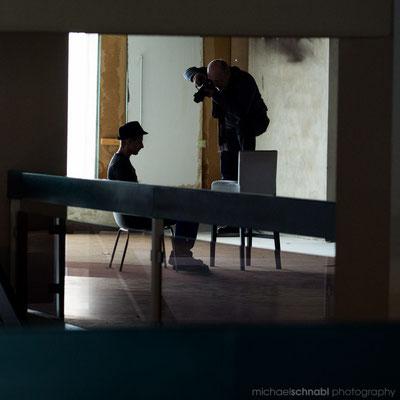Pressefotograf und Fotodesigner - Foto: Michael Schnabl