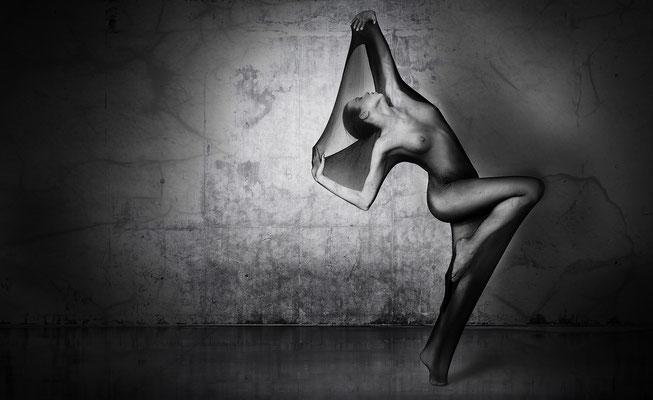 Fine Art Nude Workshop Graz - Photo: Alesia Ramhofer