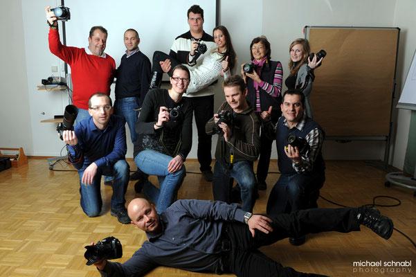 Das Dream Team dieser 2 gelungenen Workshop-tage