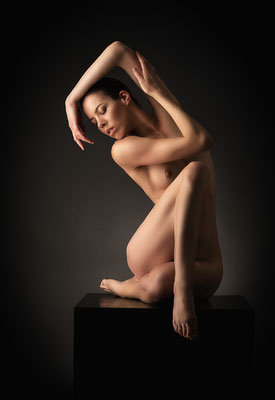 Fine Art Nude Workshop Graz - Photo: Alesia Ramhofer