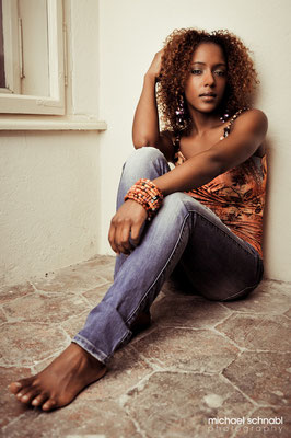 Model: Sylvia Krammer